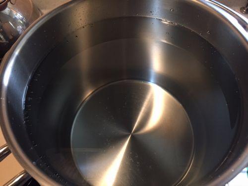 海水から塩を作る