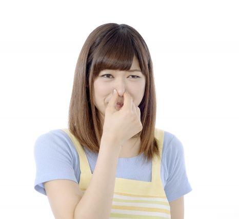 柔軟剤の匂いで香害