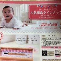 長岡市 赤ちゃんの筆 カット