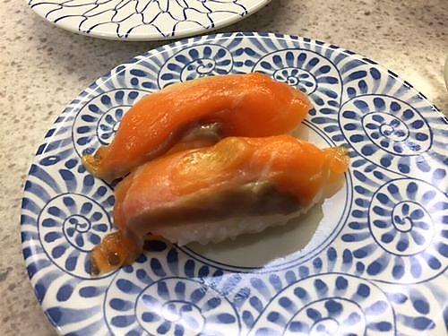 大漁寿司 サーモン