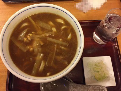 長岡小嶋屋殿町本店 カレーうどん