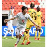 中島翔哉日本代表初ゴール
