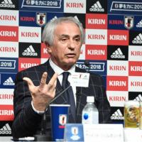 サッカー日本代表 発表