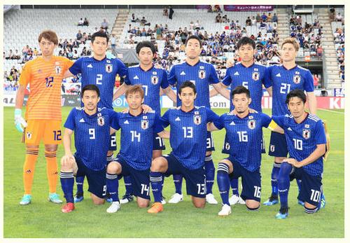 日本4-2パラグアイ