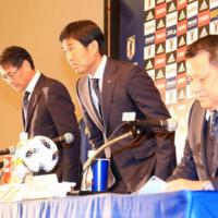 サッカー日本代表の新監督は森保一氏