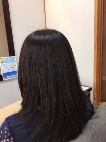 DO-Sカラー・ハナヘナ・アロマヘッドスパ