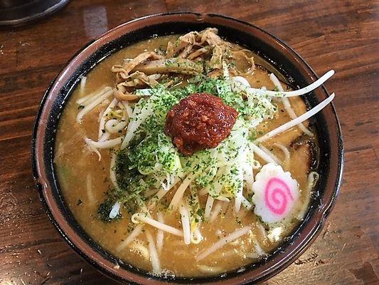 関原 麺香房ぶしや 味噌らぁ麺