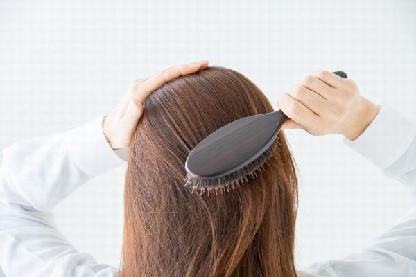 頭皮ブラシを使っても大丈夫?