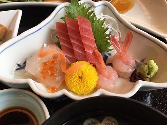 日本料理胡蝶 刺身