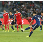AFC2019日本1-0オマーン