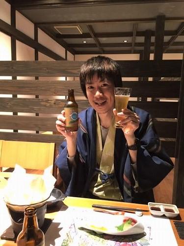 地ビールと私(笑)