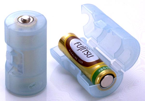 電池スペーサー