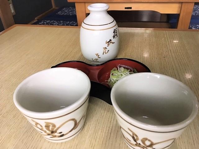 小千谷市 須坂屋そば そばちょこ