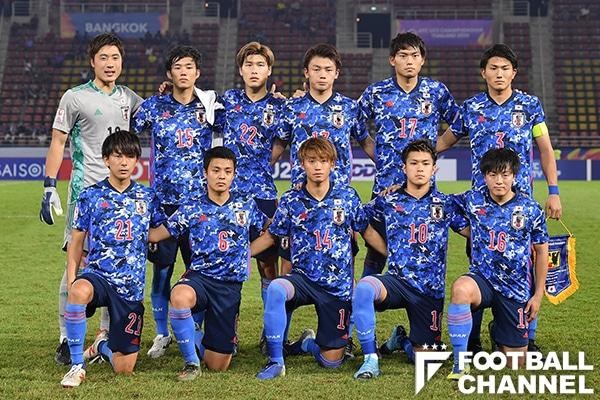 日本代表U-23