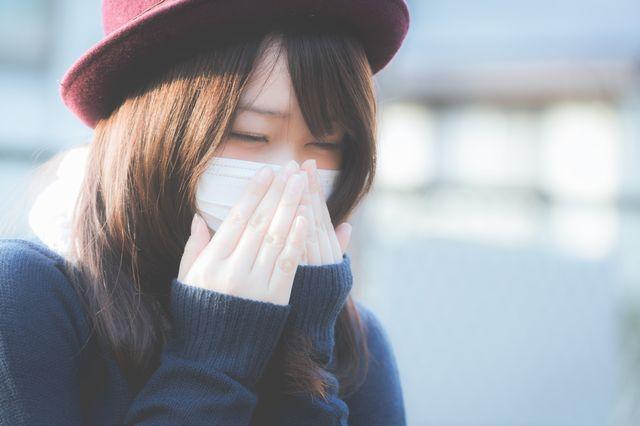 花粉症 ウイルス対策