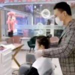新型コロナウイルス 中国の美容室