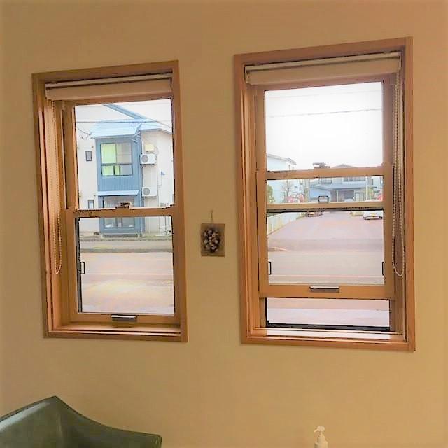 リバースの3密対策 窓の開放