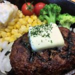 WEST CAFE長岡 ハンバーグステーキ