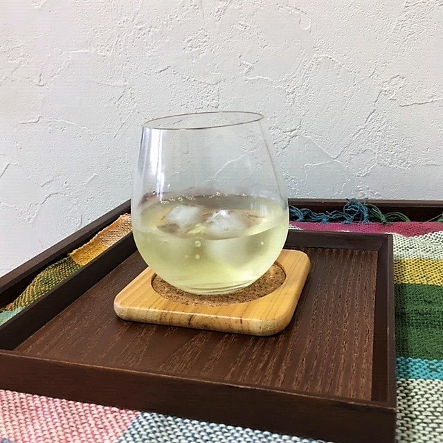 無肥料・無農薬の特上煎茶の水出し緑茶