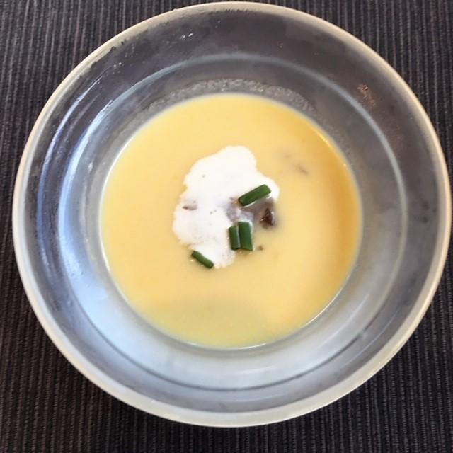 南七日町トラパニ本日のスープ