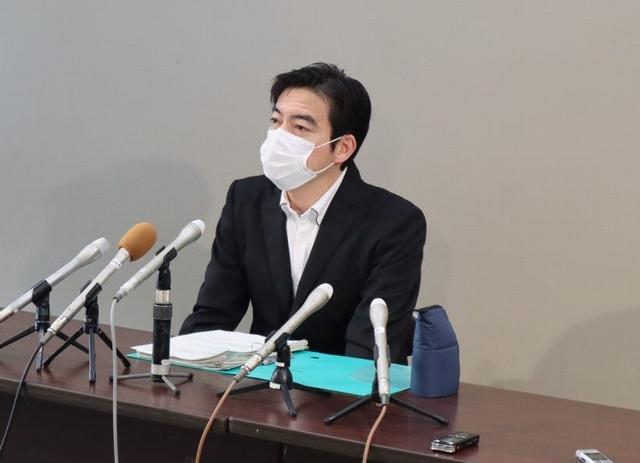 新潟県内新型コロナウイルス感染状況