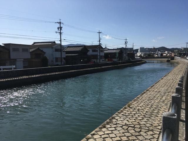 河崎商人館 勢田川