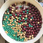 野菜とハーブの種のミックス