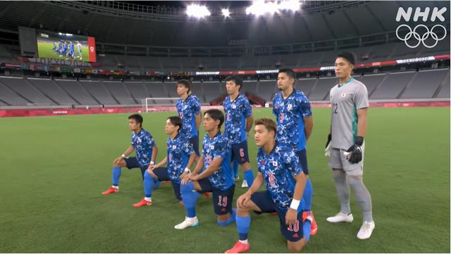 日本代表U-24 南アフリカ戦出場メンバー(交代)